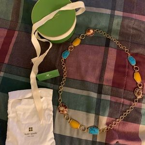 Authentic Pre-Owned Kate Spade Novelty Necklace
